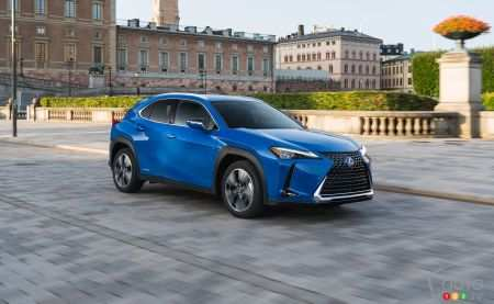 93 New 2019 Lexus Ux Canada Redesign And Review