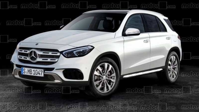 93 New 2019 Mercedes GLE Price