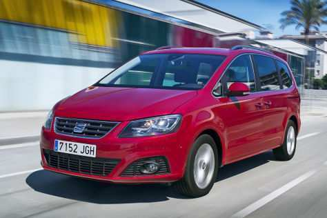 93 New 2019 Seat Alhambra Price Design And Review