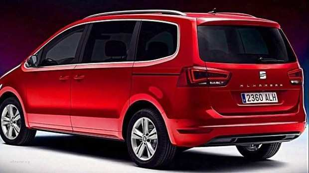 93 New 2019 Seat Alhambra Release Date