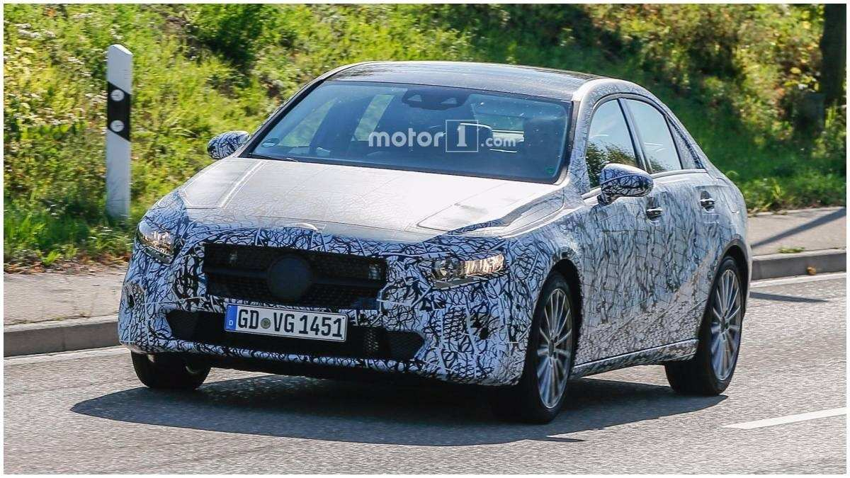 93 New 2019 Spy Shots Lincoln Mkz Sedan New Model And Performance