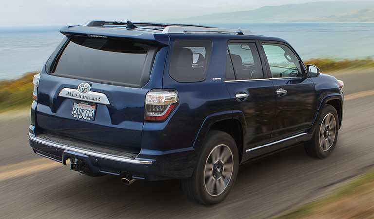93 New 2019 Toyota 4Runner Spesification