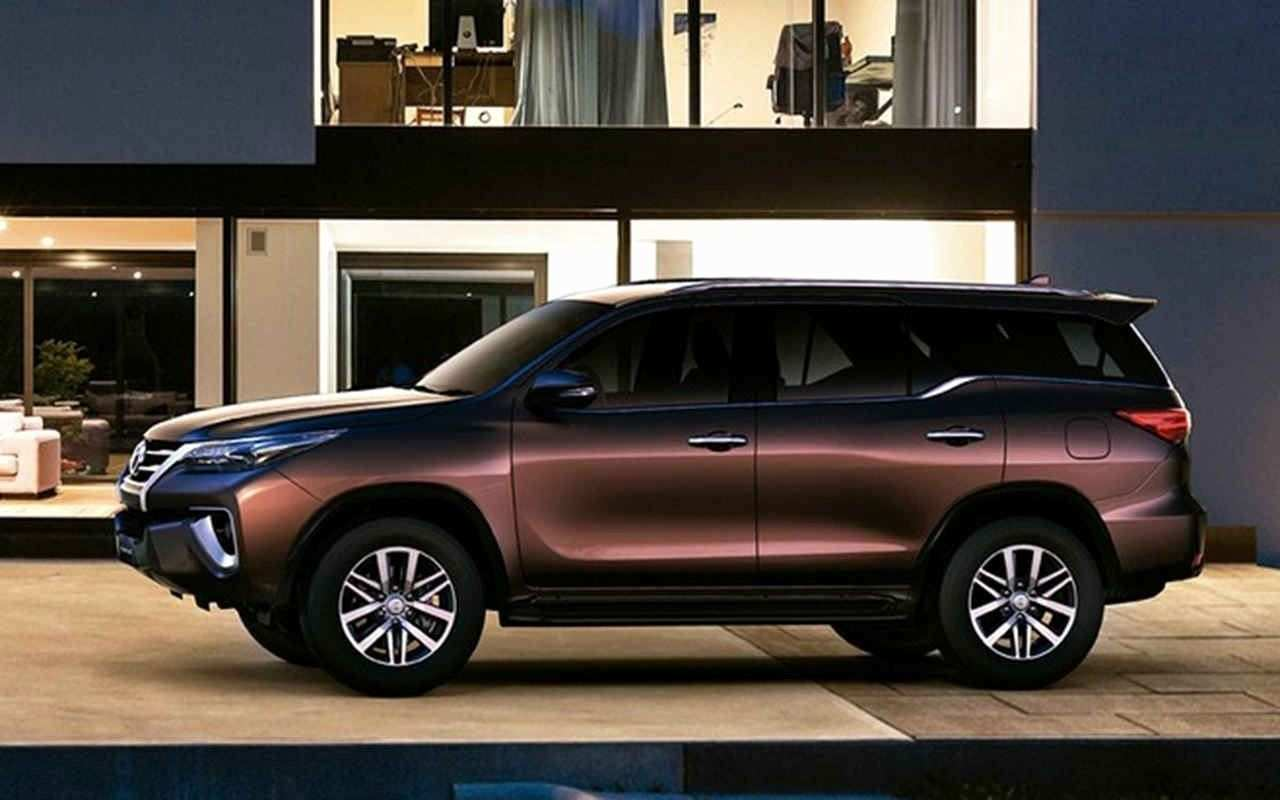 93 New 2019 Toyota Fortuner Redesign And Concept