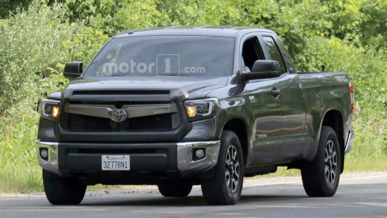 93 New 2019 Toyota Hilux Spy Shots Price And Release Date