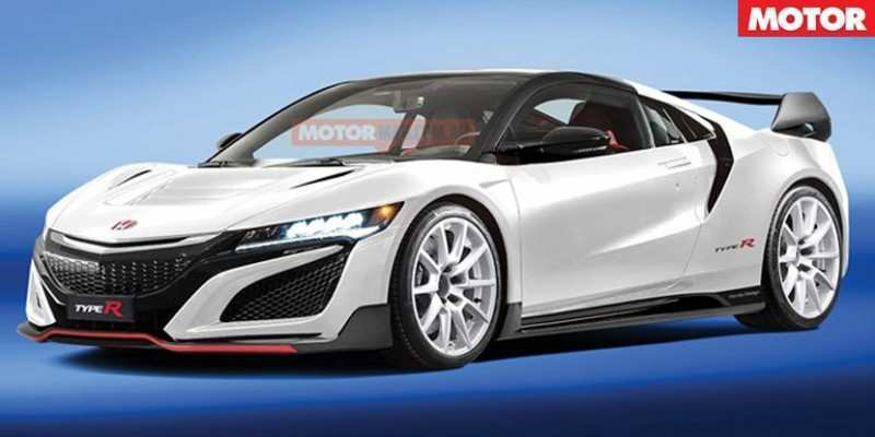 93 New 2020 Acura Nsx Type R Price And Release Date