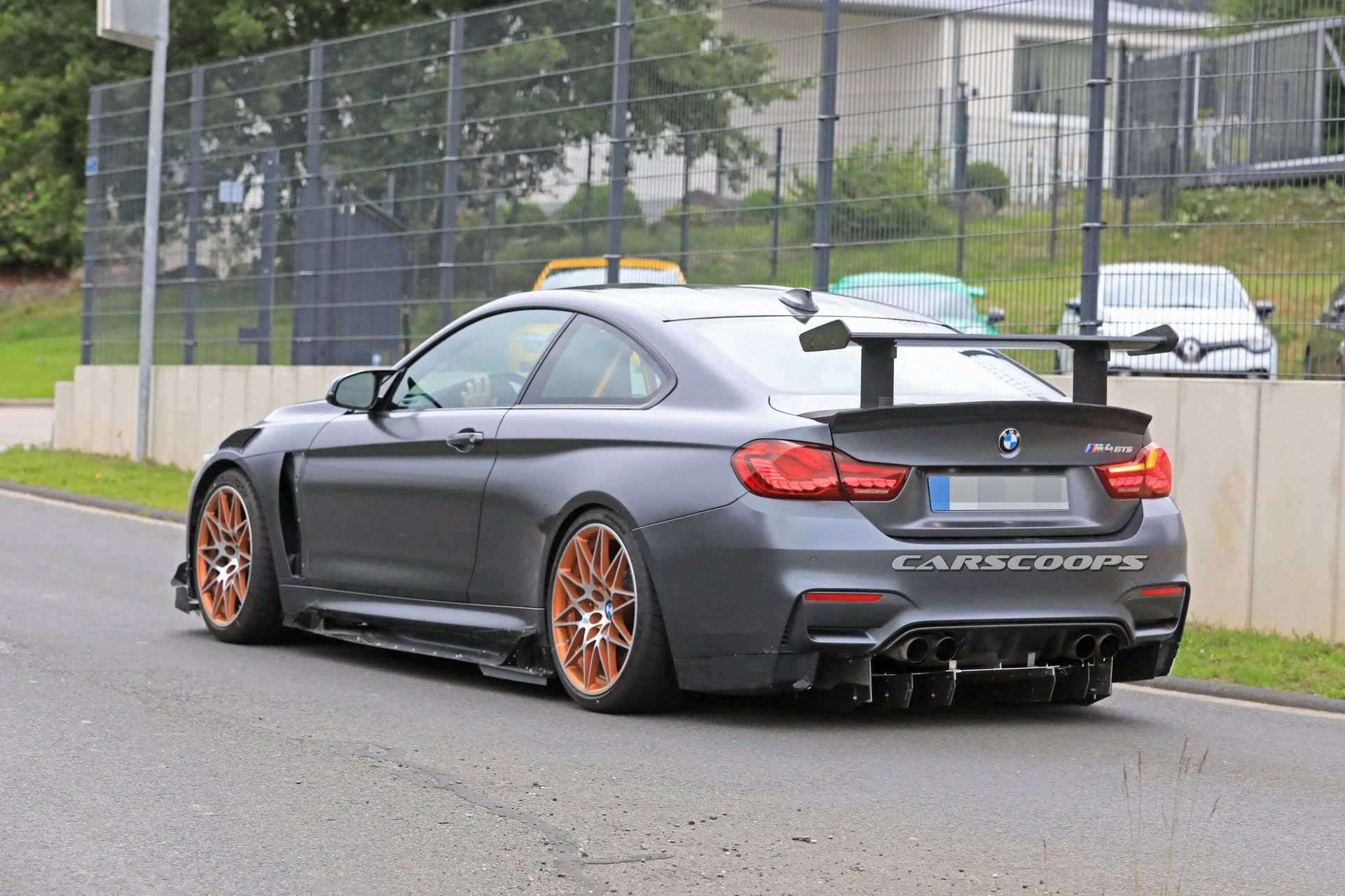 93 New 2020 BMW M4 Gts Spy Shoot