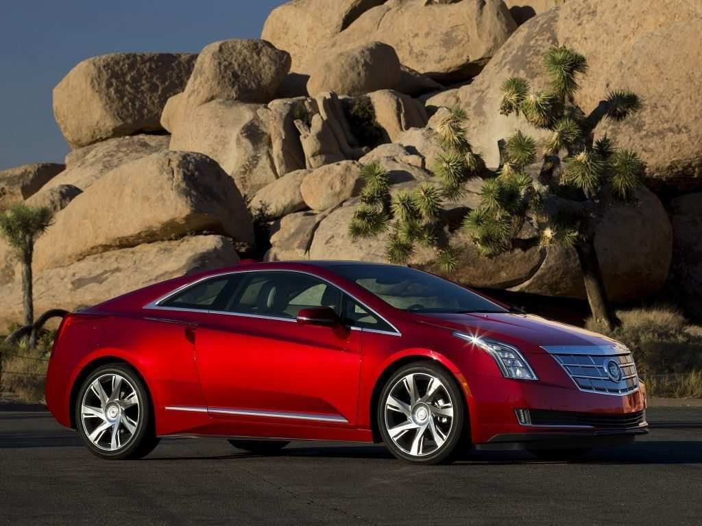93 New 2020 Cadillac ELR Interior