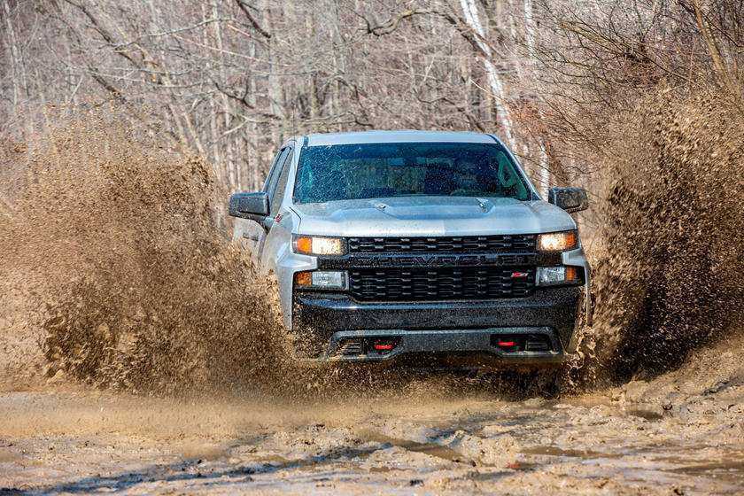 93 New 2020 Chevy Silverado Pictures