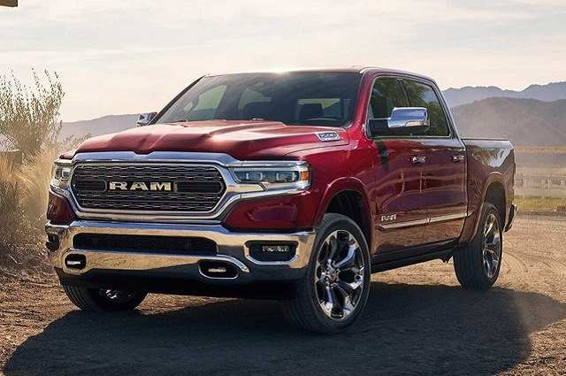 93 New 2020 Dodge Ram Ecodiesel New Concept