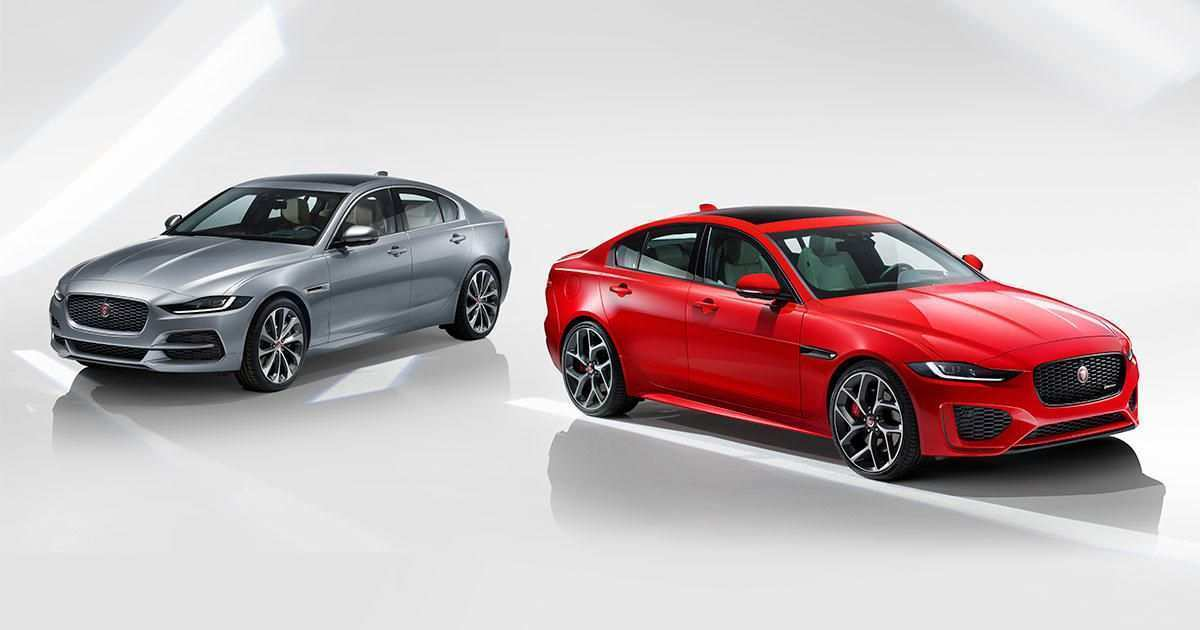 93 New 2020 Jaguar Xe Sedan Price Design And Review