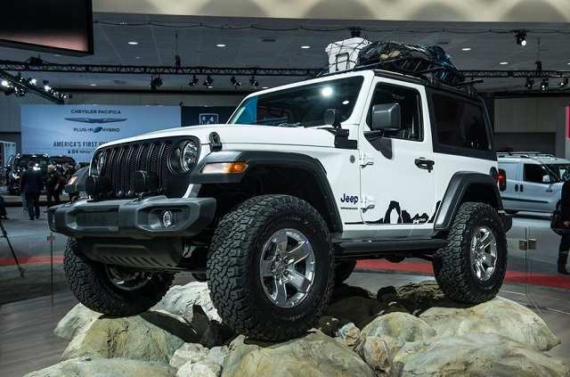 93 New 2020 Jeep Wrangler Diesel Concept