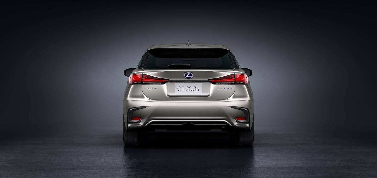 93 New 2020 Lexus CT 200h New Review