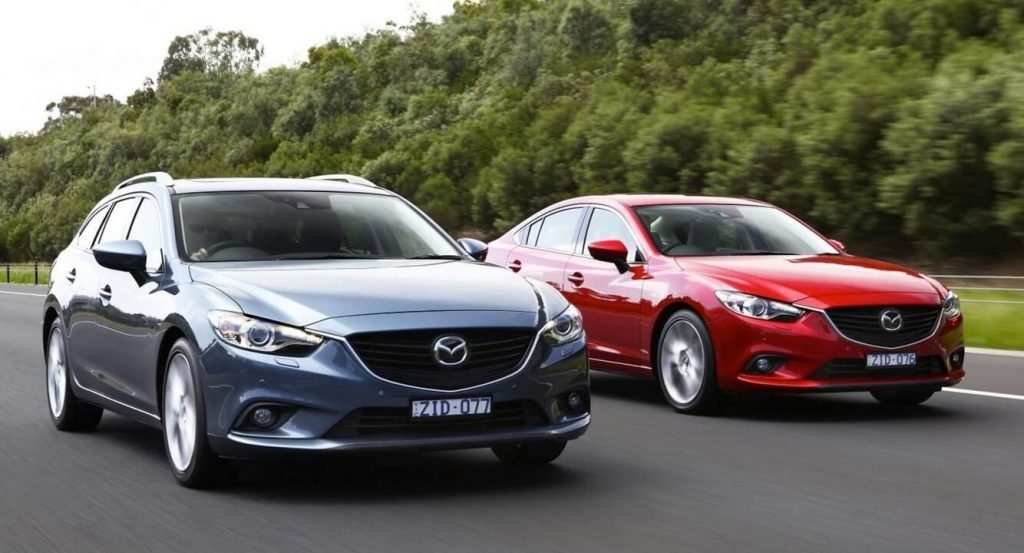 93 New 2020 Mazda 6 Coupe Redesign