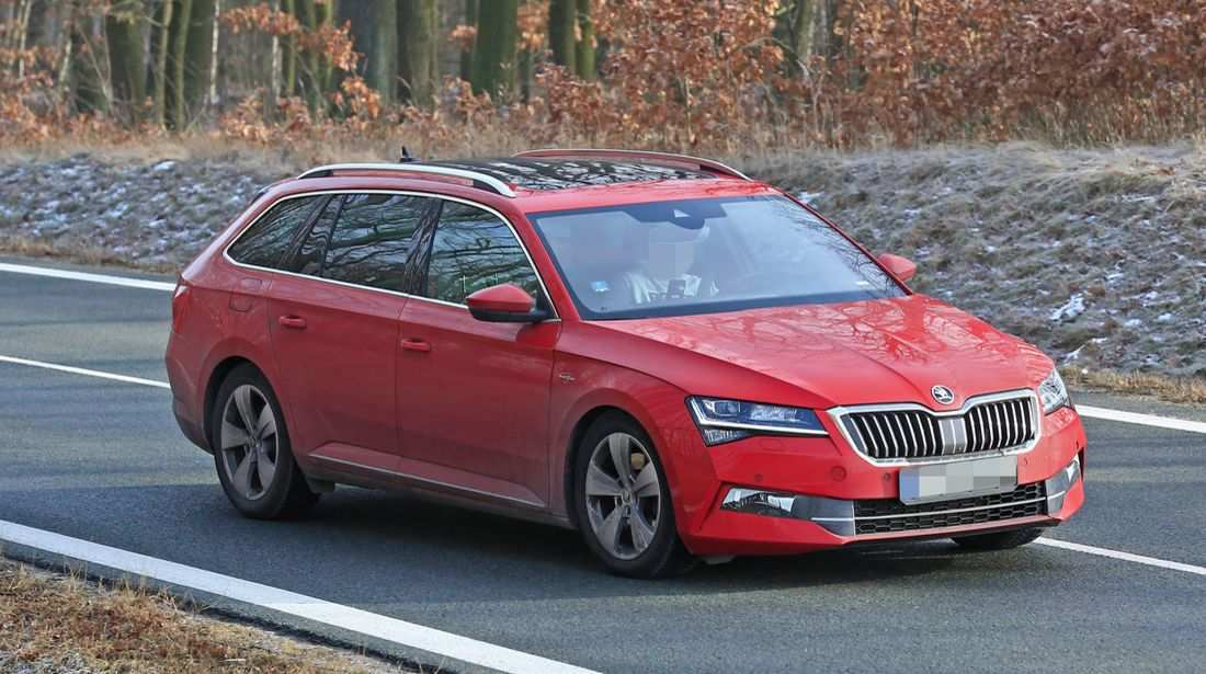 93 New 2020 New Skoda Superb Review