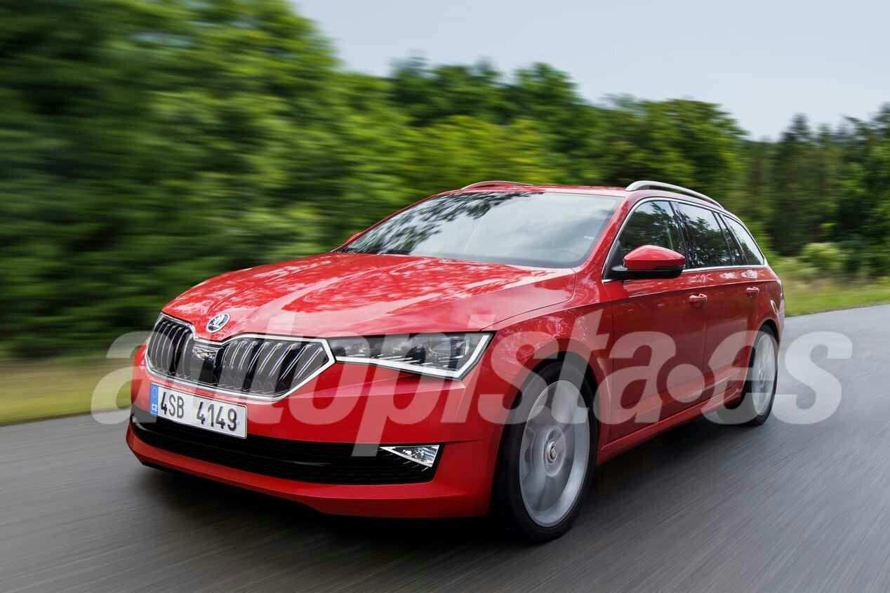 93 New 2020 Skoda Octavias Specs And Review