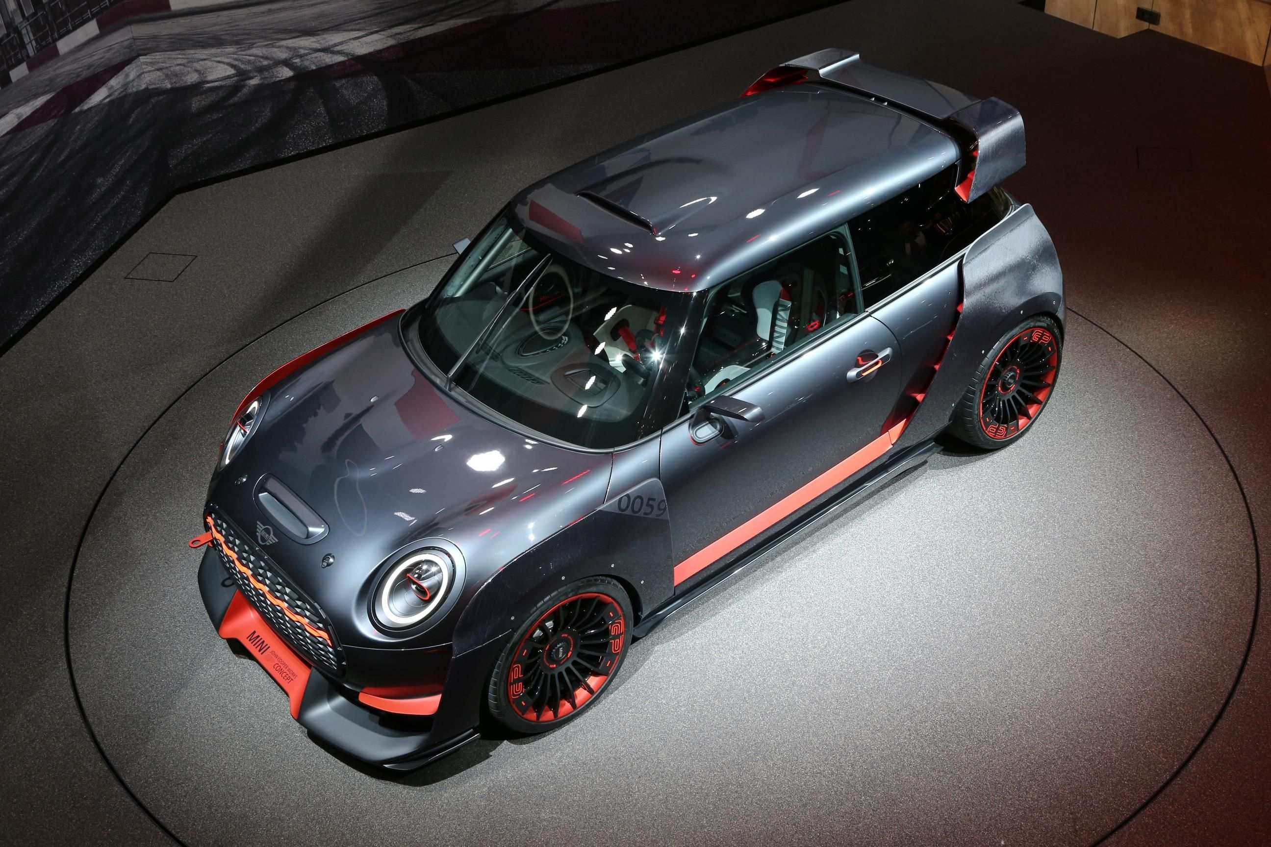 93 New 2020 Spy Shots Mini Countryman Exterior