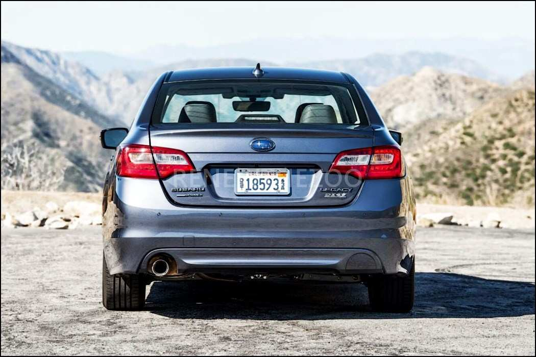 93 New 2020 Subaru Legacy Turbo Gt Redesign And Review