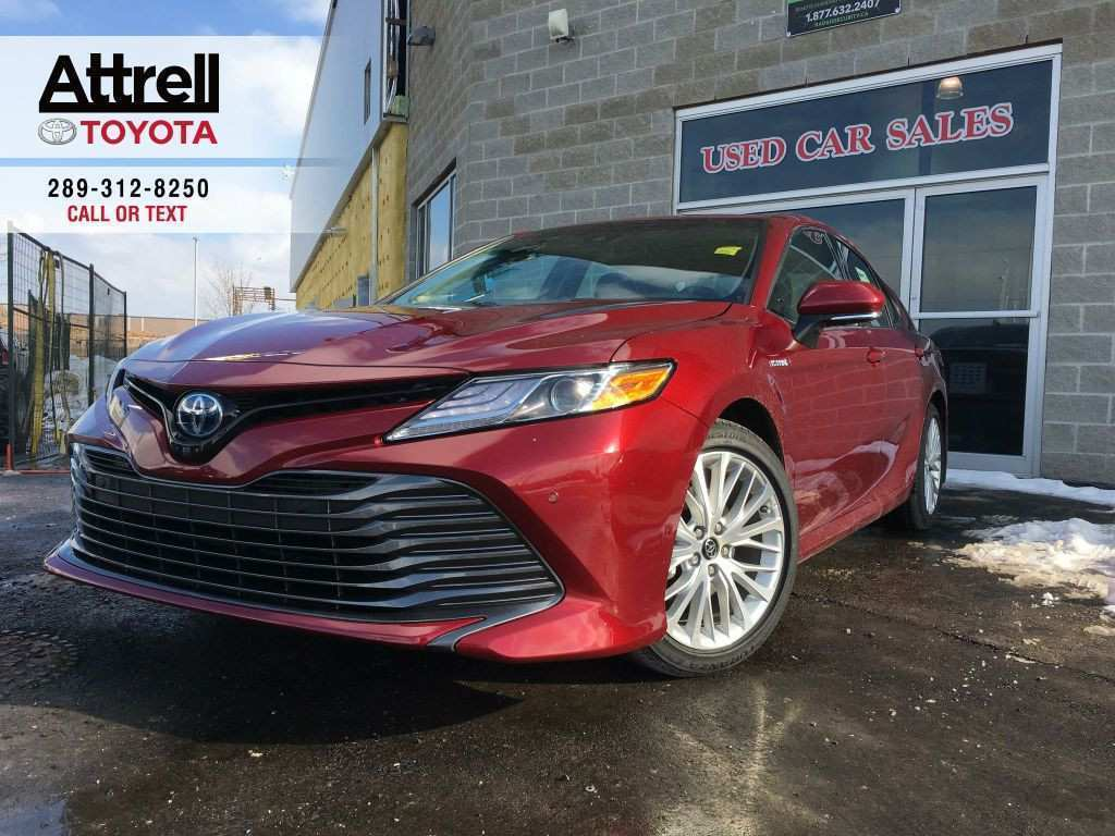 93 New 2020 Toyota Camry Se Hybrid New Review
