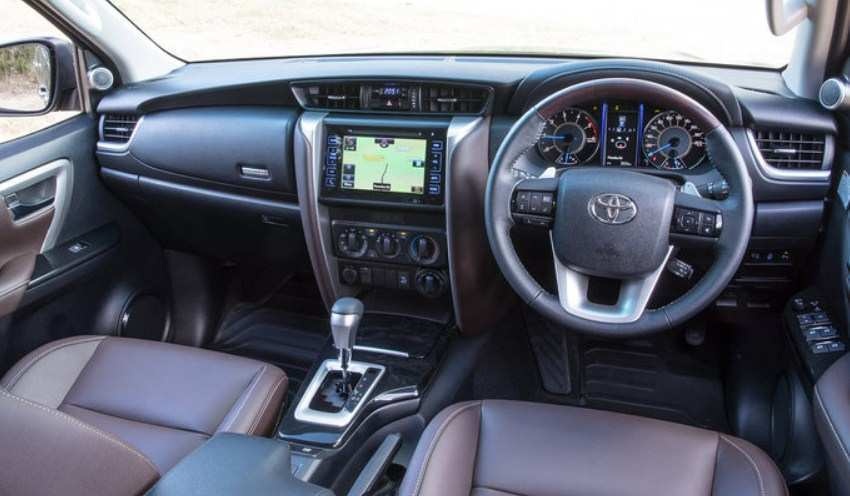 93 New 2020 Toyota Fortuner Photos