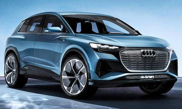 93 New Audi E Tron Suv 2020 New Review