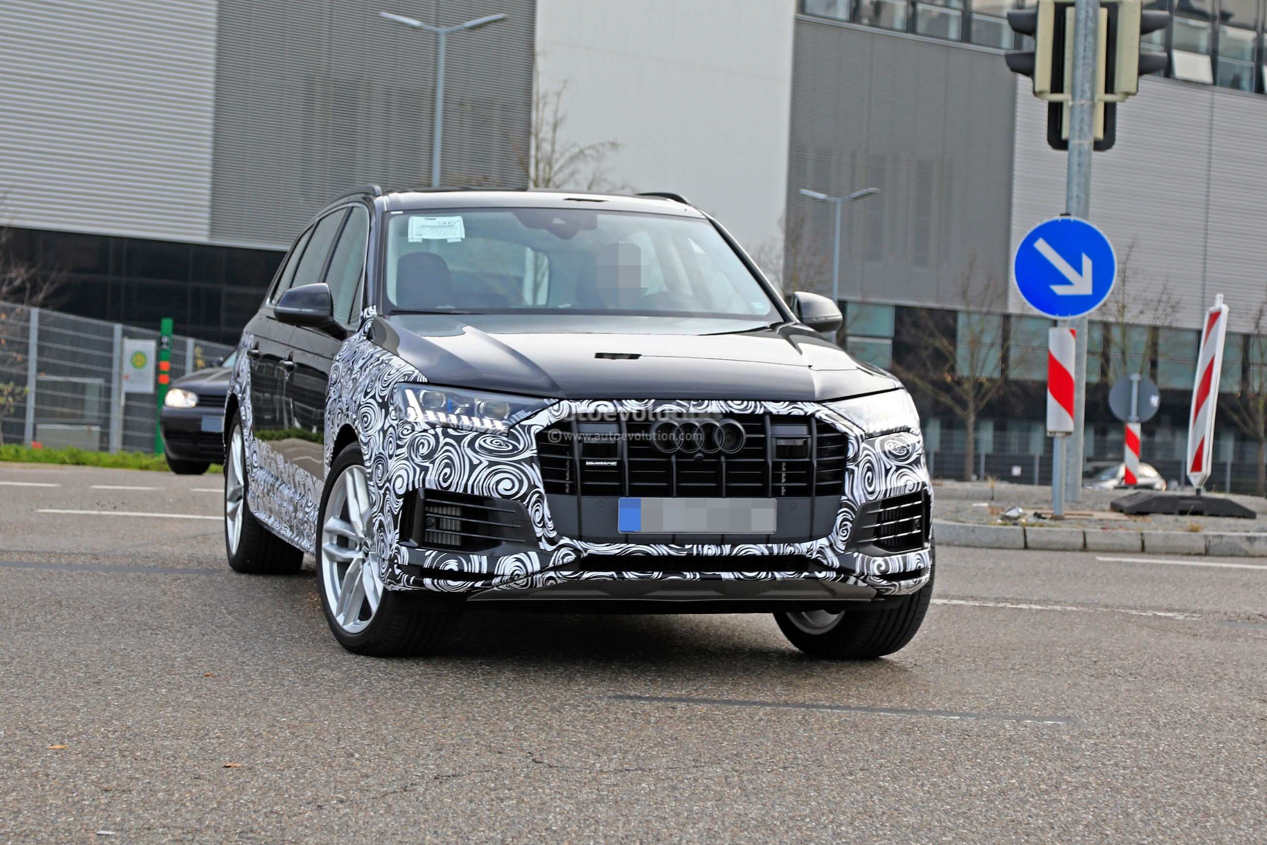 93 New Audi Q7 2020 Facelift Release Date