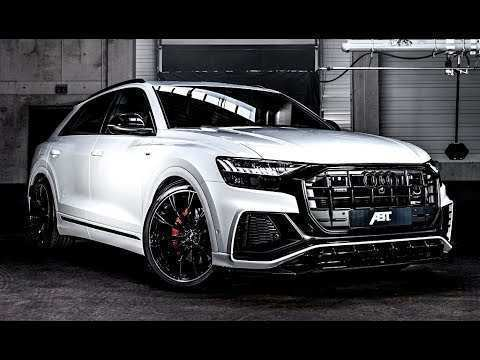 93 New Audi Q8 2020 Review And Release Date