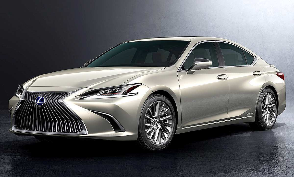 93 New Es300 Lexus 2019 Price