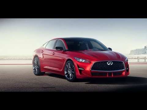93 New Infiniti Q50 For 2020 First Drive