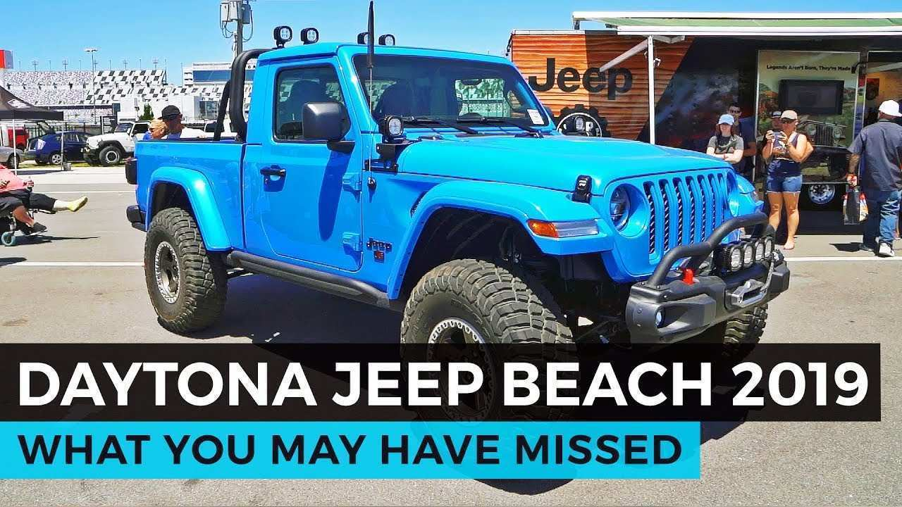 93 New Jeep Beach Daytona 2020 Performance And New Engine