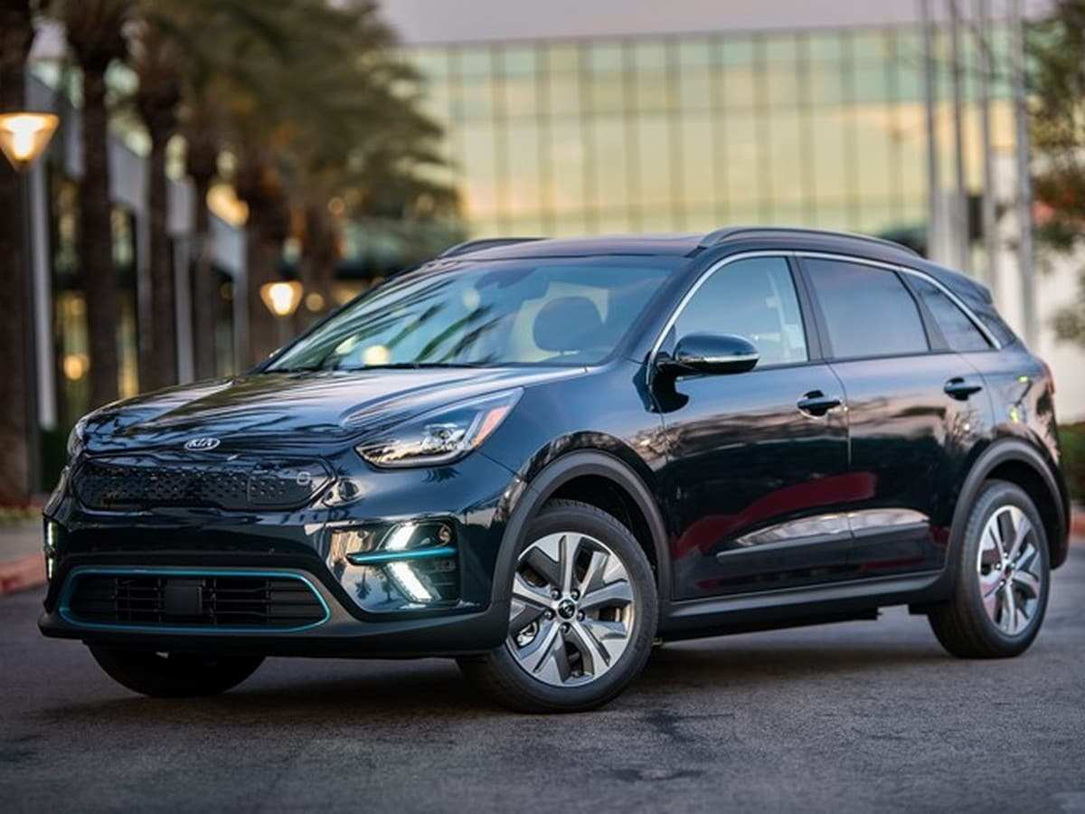 93 New Kia Niro 2019 Model