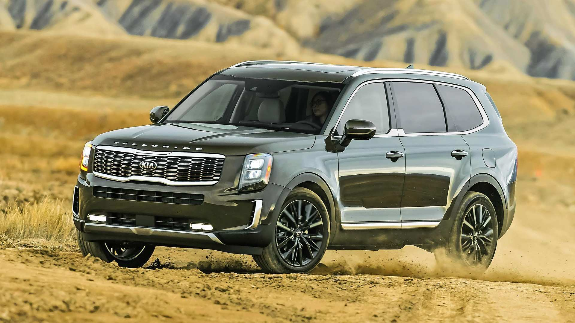 93 New Kia Telluride 2020 Review Engine