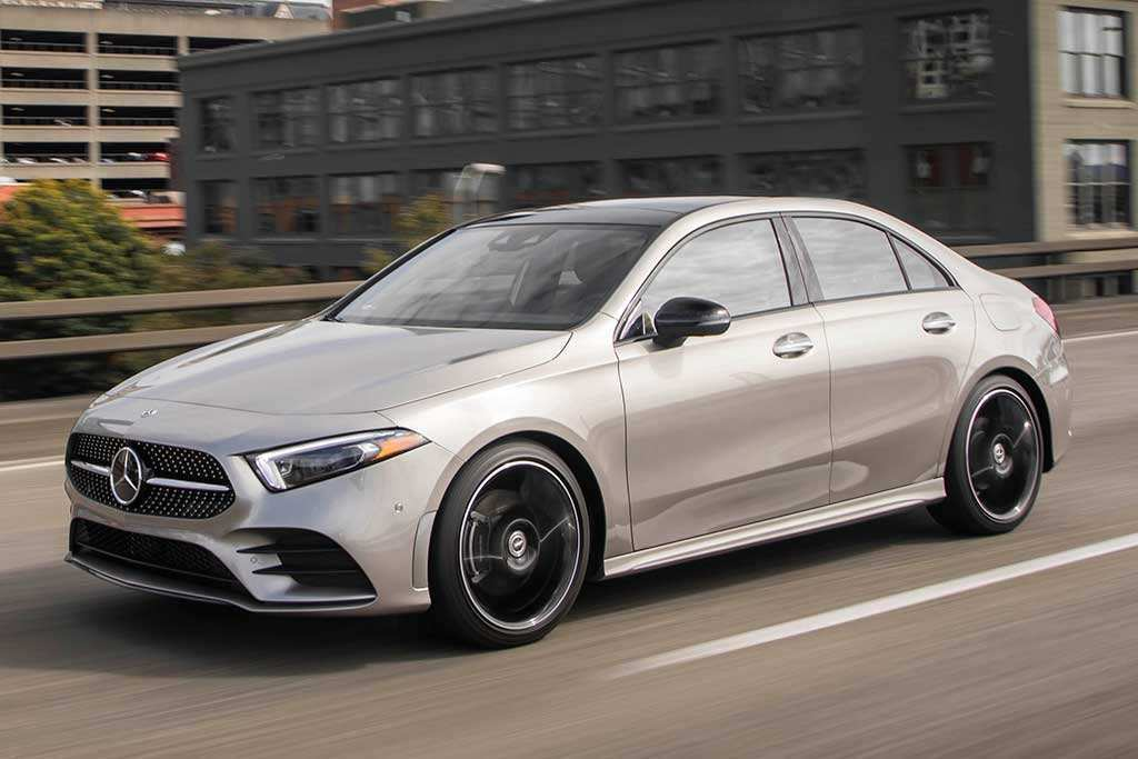 93 New Mercedes Cla 2019 Release Date Model