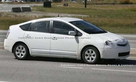 93 New Spy Shots Toyota Prius Release Date And Concept