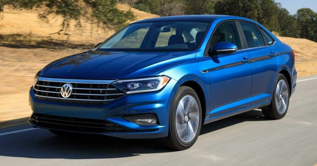93 New Volkswagen Jetta 2020 India Price Design And Review