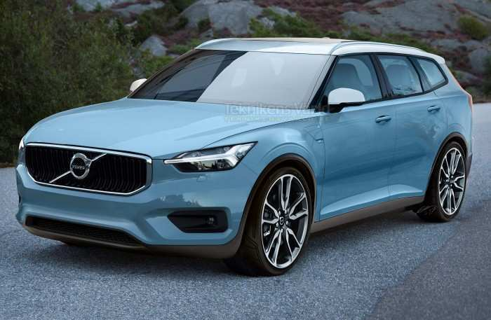 93 New Volvo 2019 V40 Engine