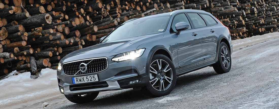 93 New Volvo V90 Overview