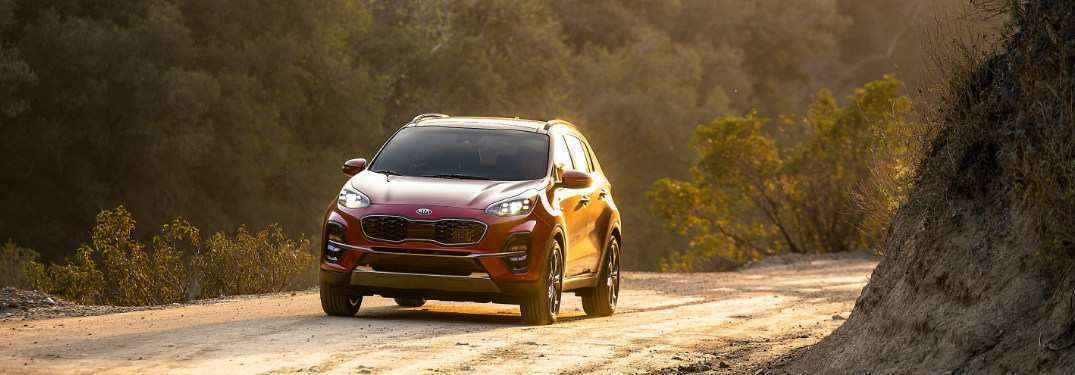 93 New When Does The 2020 Kia Sportage Come Out Exterior