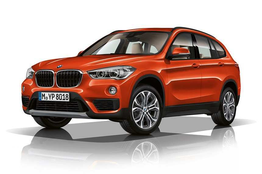 93 The 2019 BMW X1 Redesign And Concept