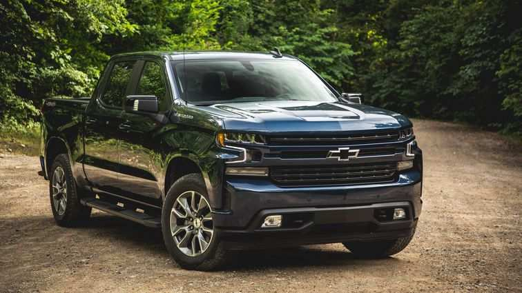 93 The 2019 Chevy Silverado 1500 Redesign