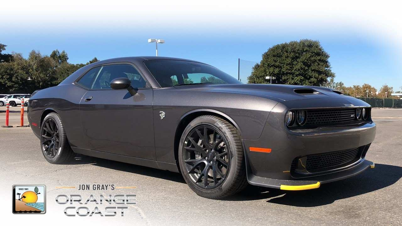 93 The 2019 Dodge Challenger Srt Price and Review