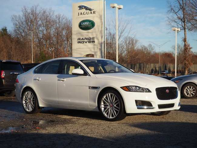93 The 2019 Jaguar XF Research New
