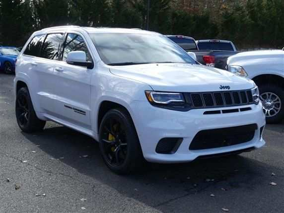 93 The 2019 Jeep Grand Cherokee Trackhawk Research New