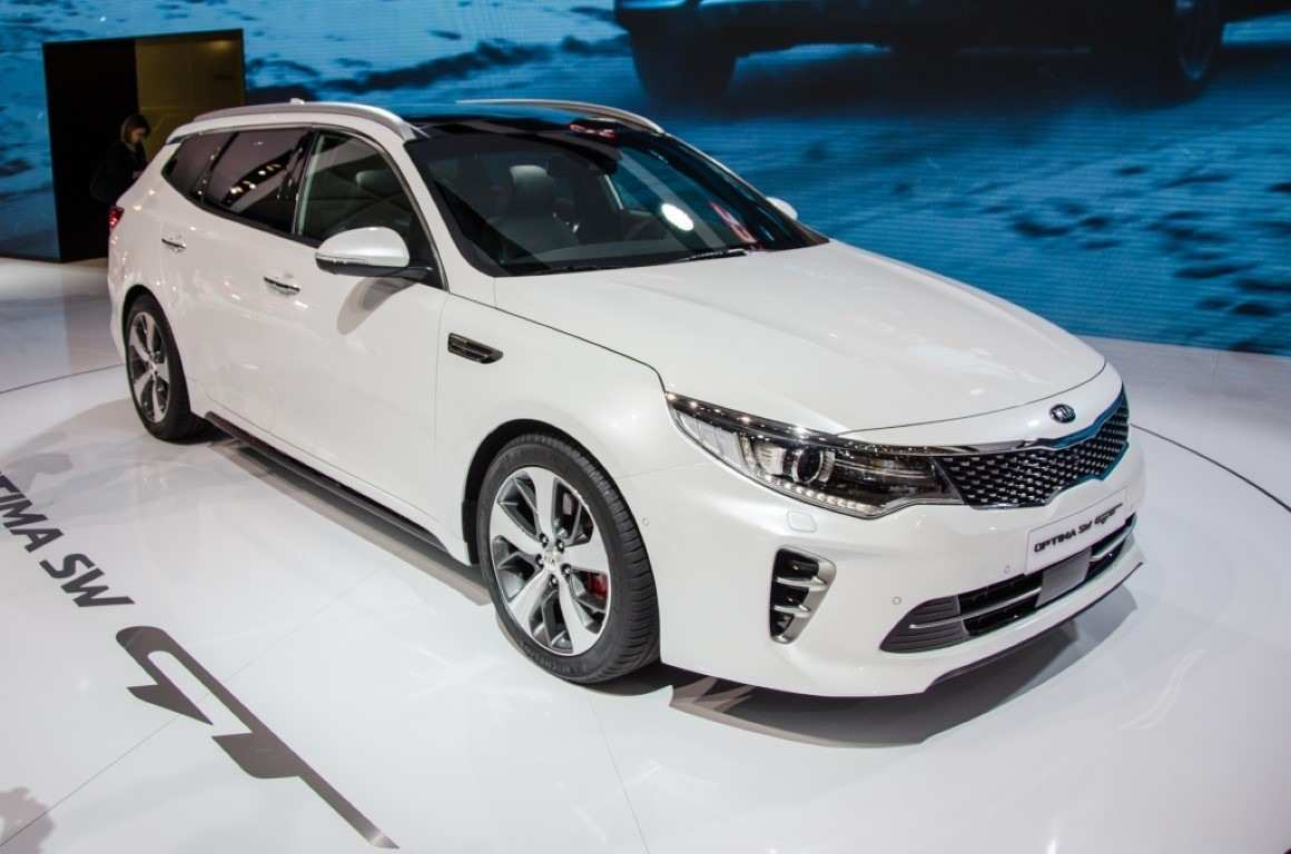 93 The 2019 Kia OptimaConcept Style