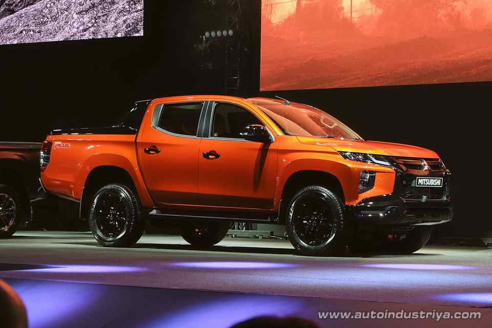 93 The 2019 Mitsubishi L200 Price Design And Review