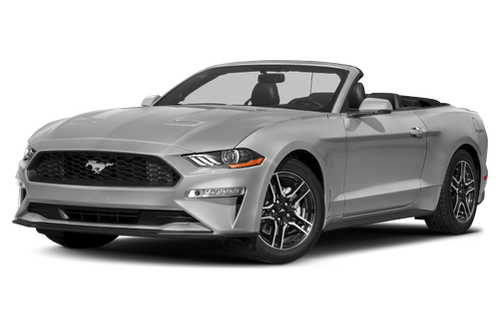 93 The 2019 Mustang Overview