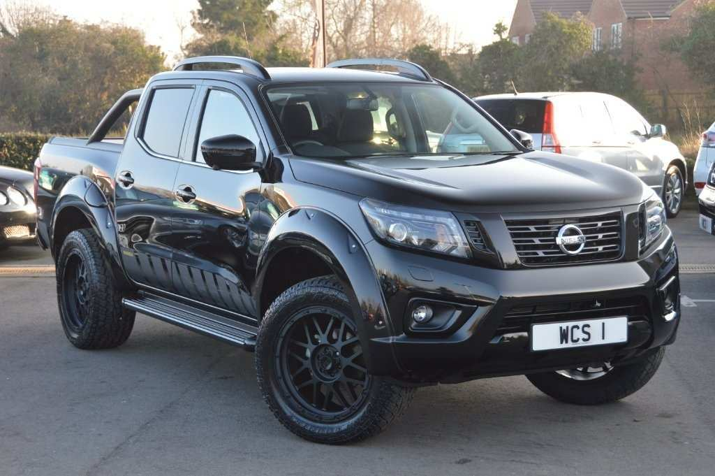 93 The 2019 Nissan Navara Pictures