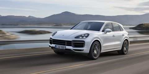 93 The 2019 Porsche Cayenne Model Release Date And Concept