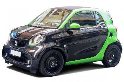 93 The 2019 Smart Fortwos Model
