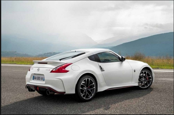 93 The 2019 The Nissan Z35 Review Interior