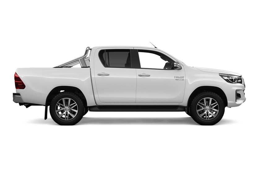 93 The 2019 Toyota Hilux Redesign And Concept